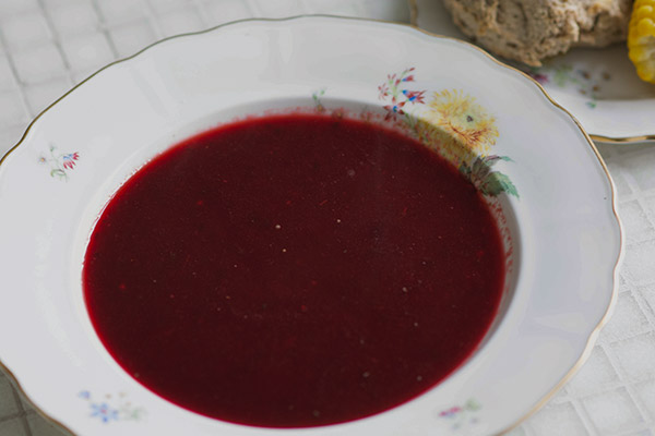 rødbedesuppe
