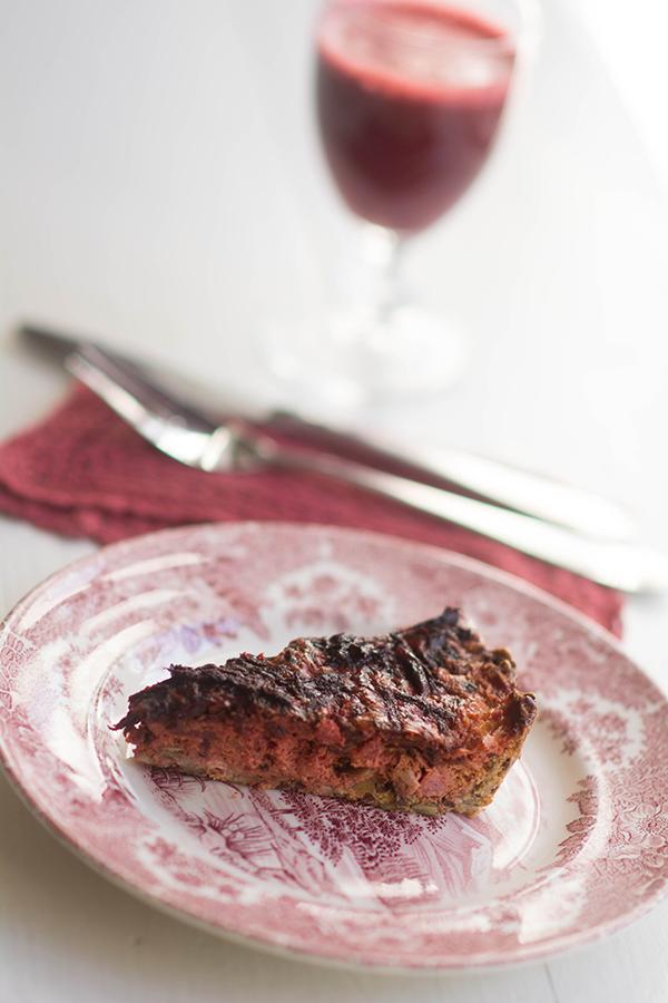 rødbedetærte- paleo-vangelyst