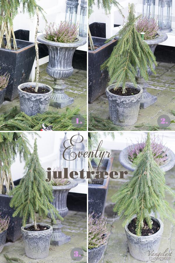 Lav dit eget eventyr juletræ