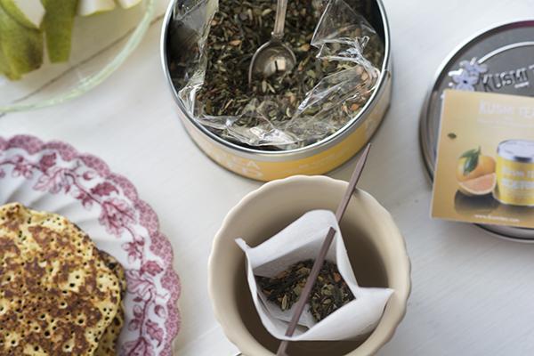 paleo protein pandekager kusme tea detox