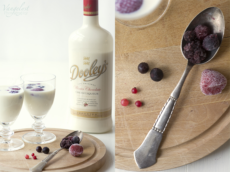 Dooles white chocolate liqueur