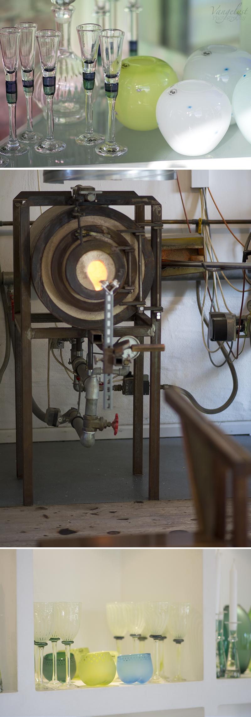 Fanoe glaspusteri ovn glas vaser