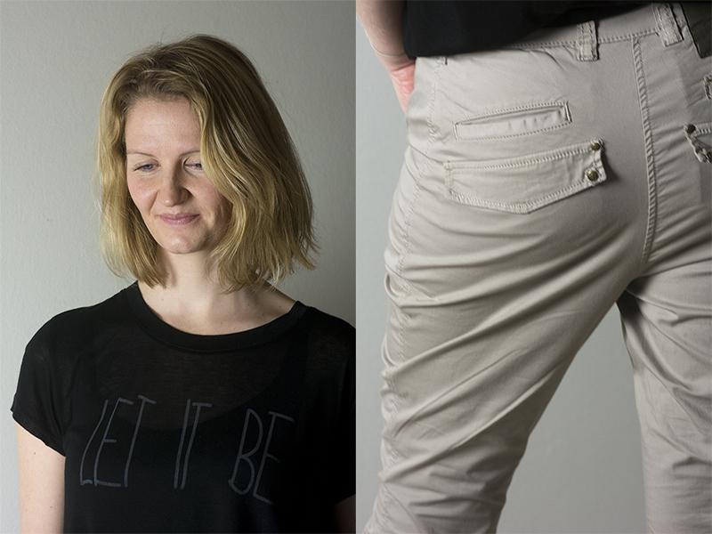 Mos mosh baggy bukser genbrug
