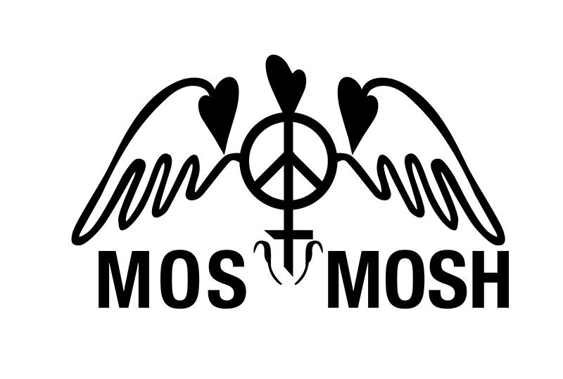 Mos Mosh black logo