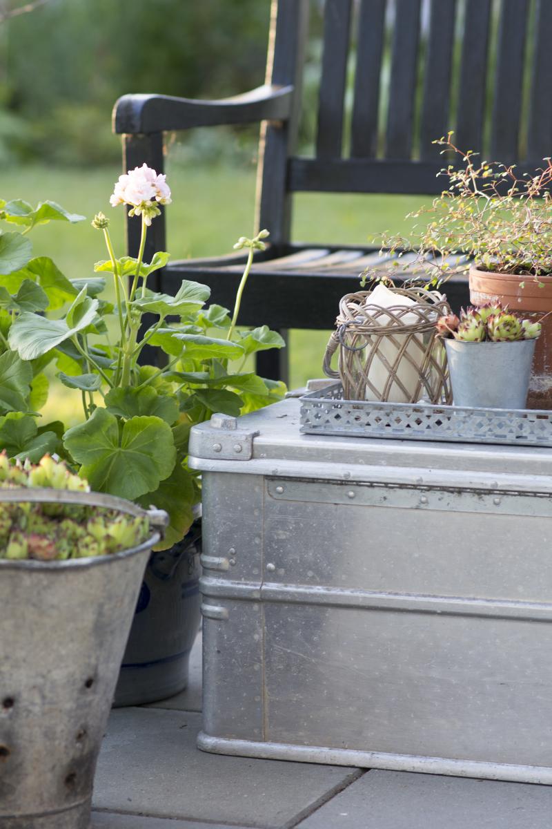 genbrug loppefund stilleben