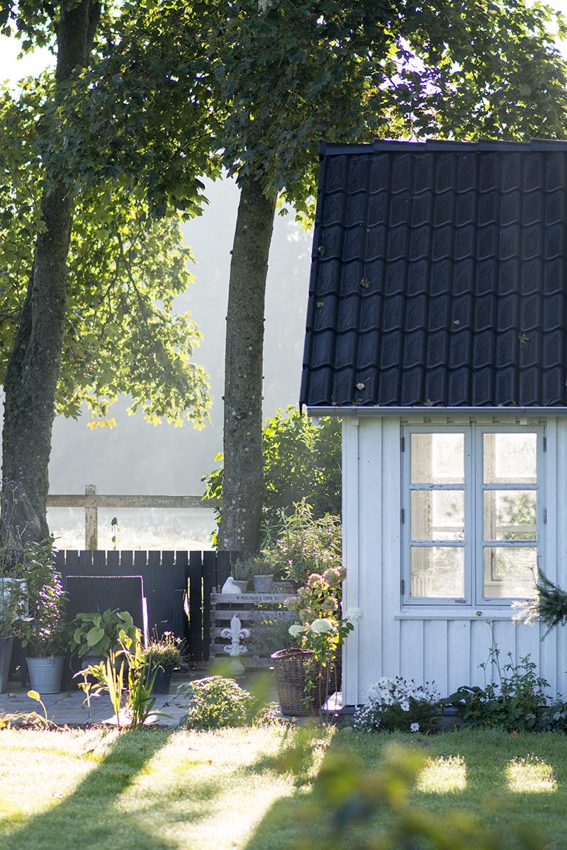 Havehuset under træerne - www.vangelyst.dk