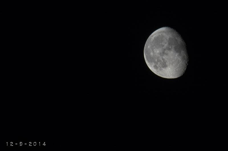 månen september 2014