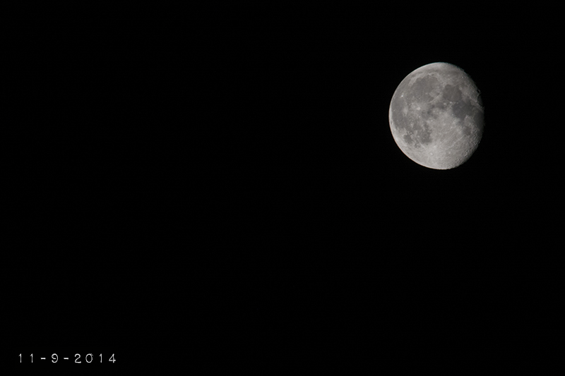 månen septemper