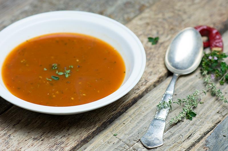 hjemmelavet tomatsuppe chili