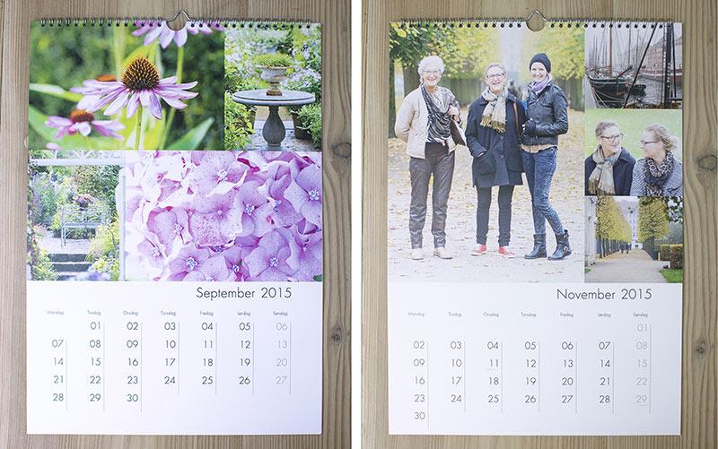 cewe fotokalender 2015 - www.vangelyst.dk