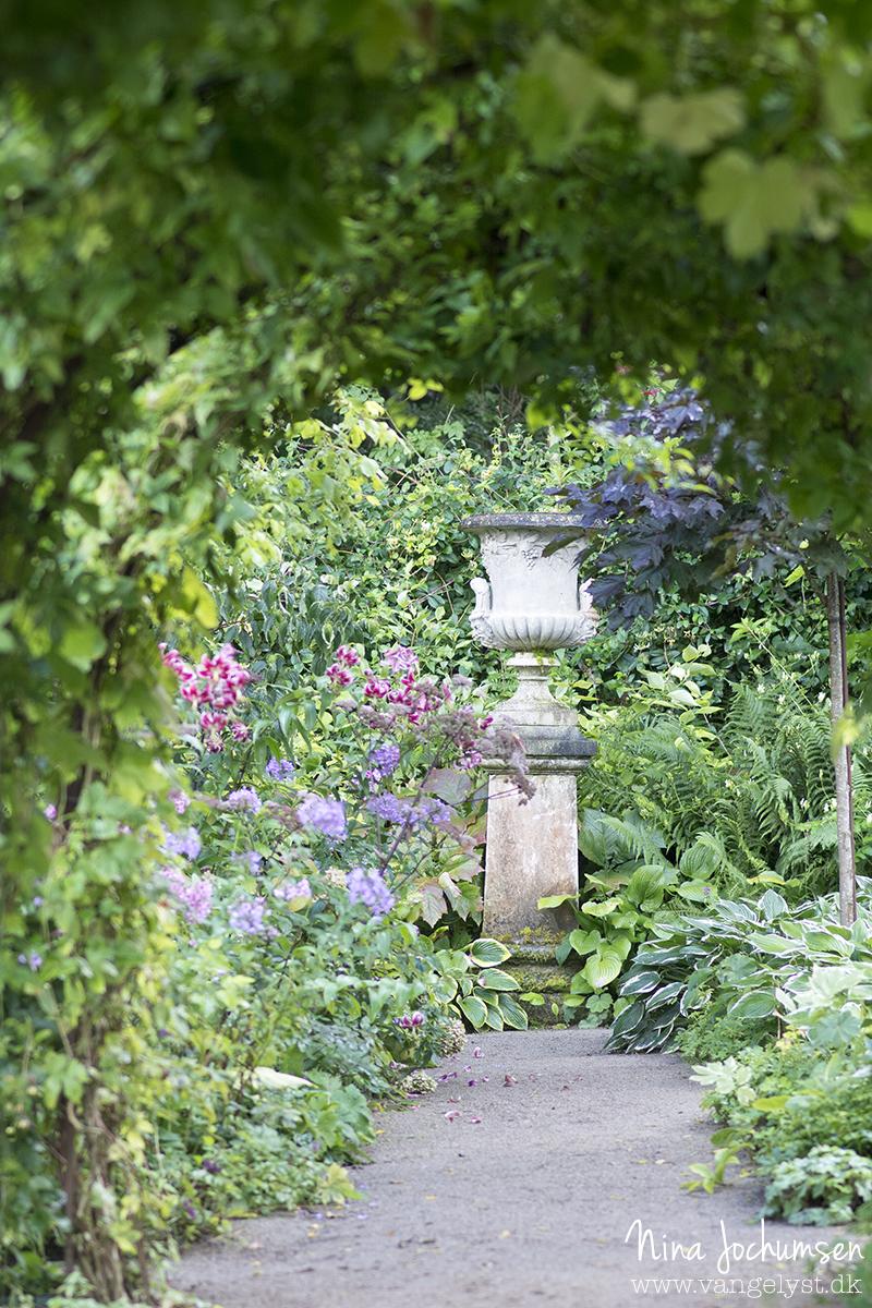På besøg i Claus Dalby's have - www.vangelyst.dk