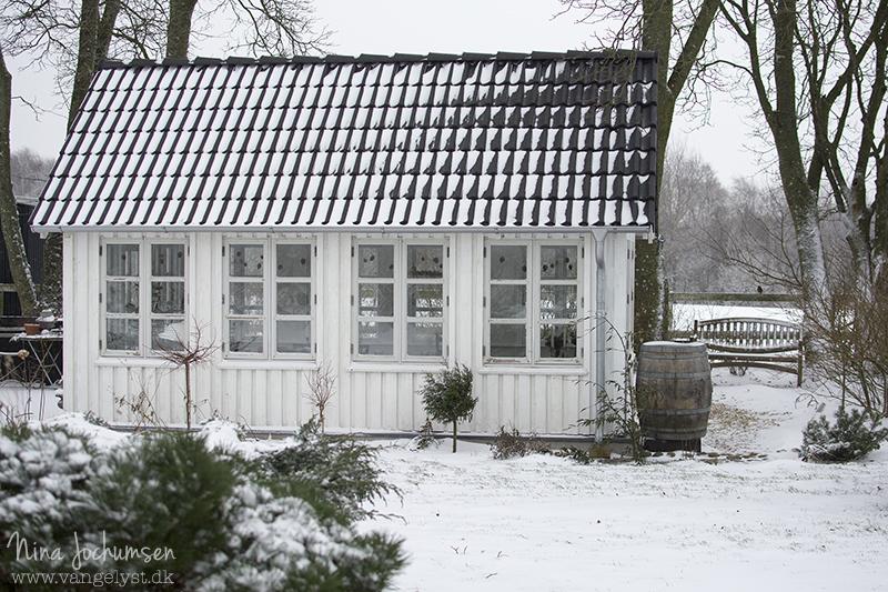Vinter havehus - www.vangelyst.dk