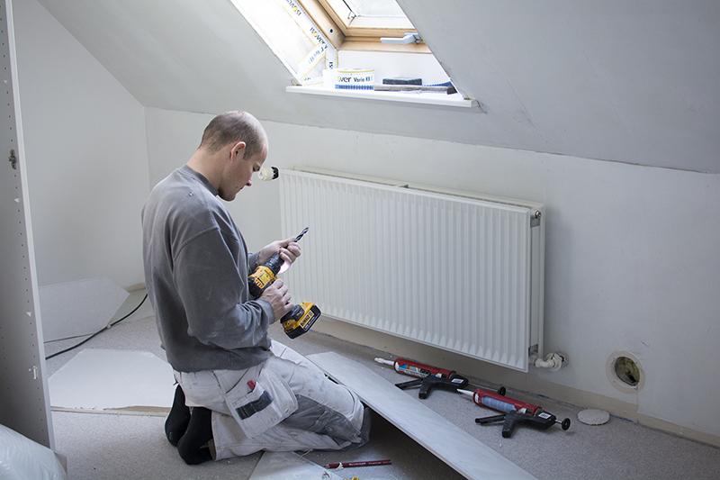 Renovering af soveværelse - www.vangelyst.dk