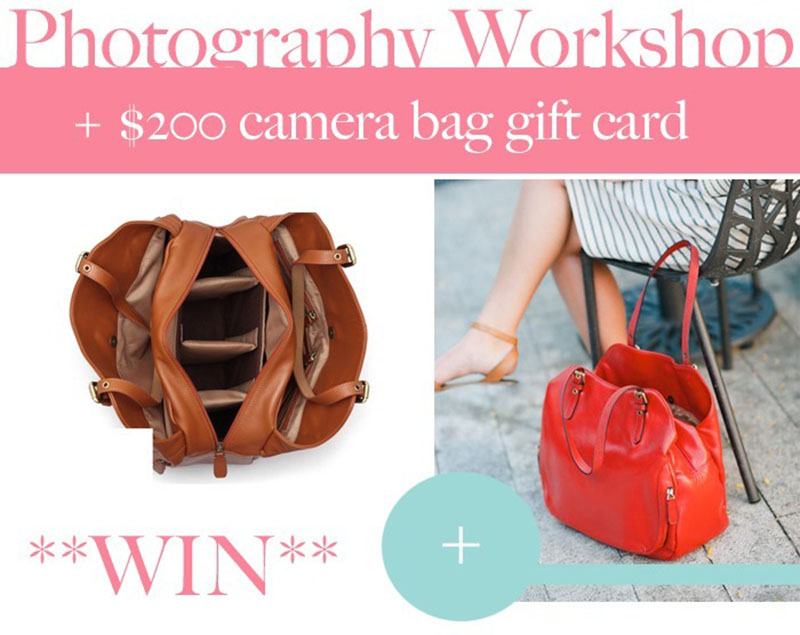 Christina Greve Lifestyle Photography Workshop giveaway
