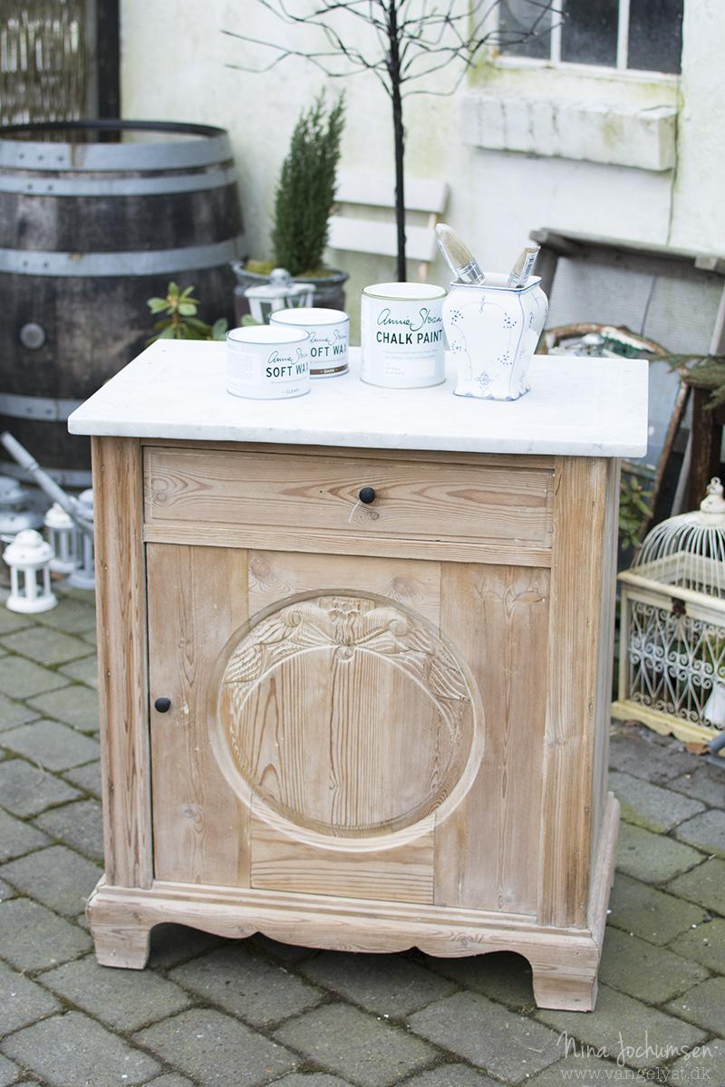 Kalk maling møbler - www.vangelyst.dk