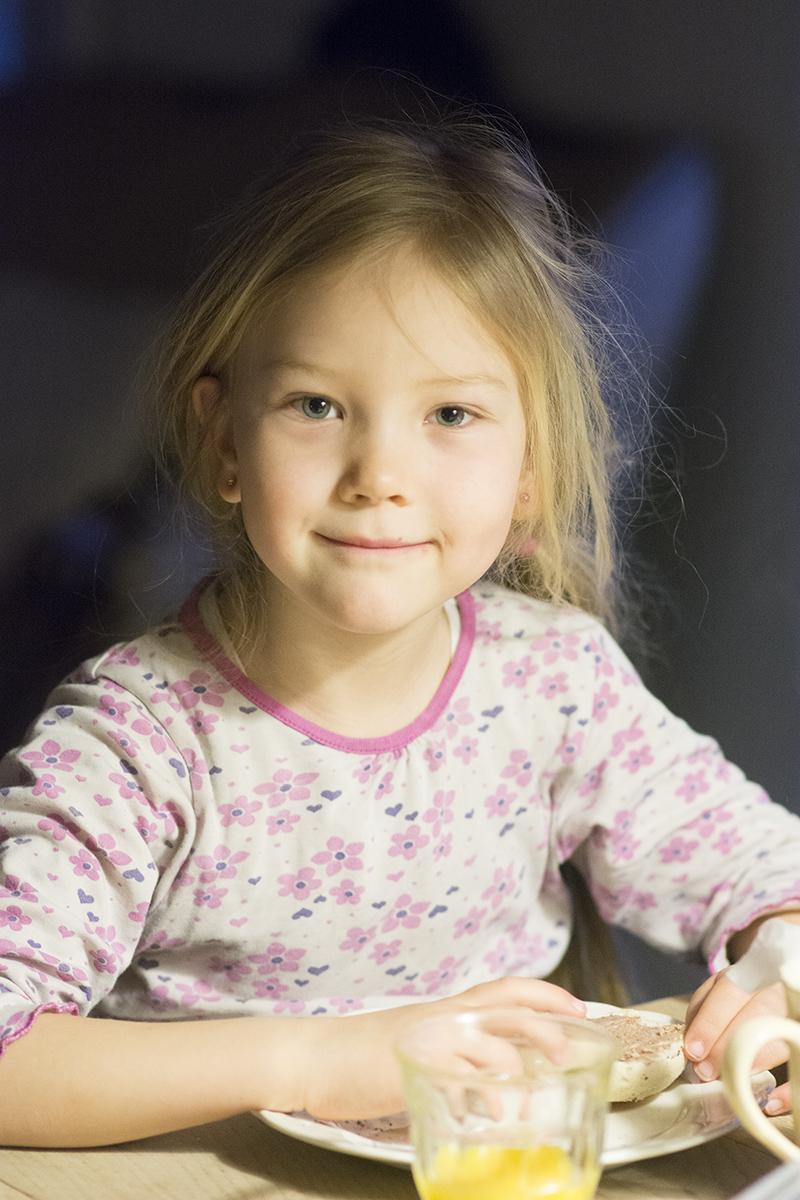 Alma 6 år fødselsdag - www.vangelyst.dk