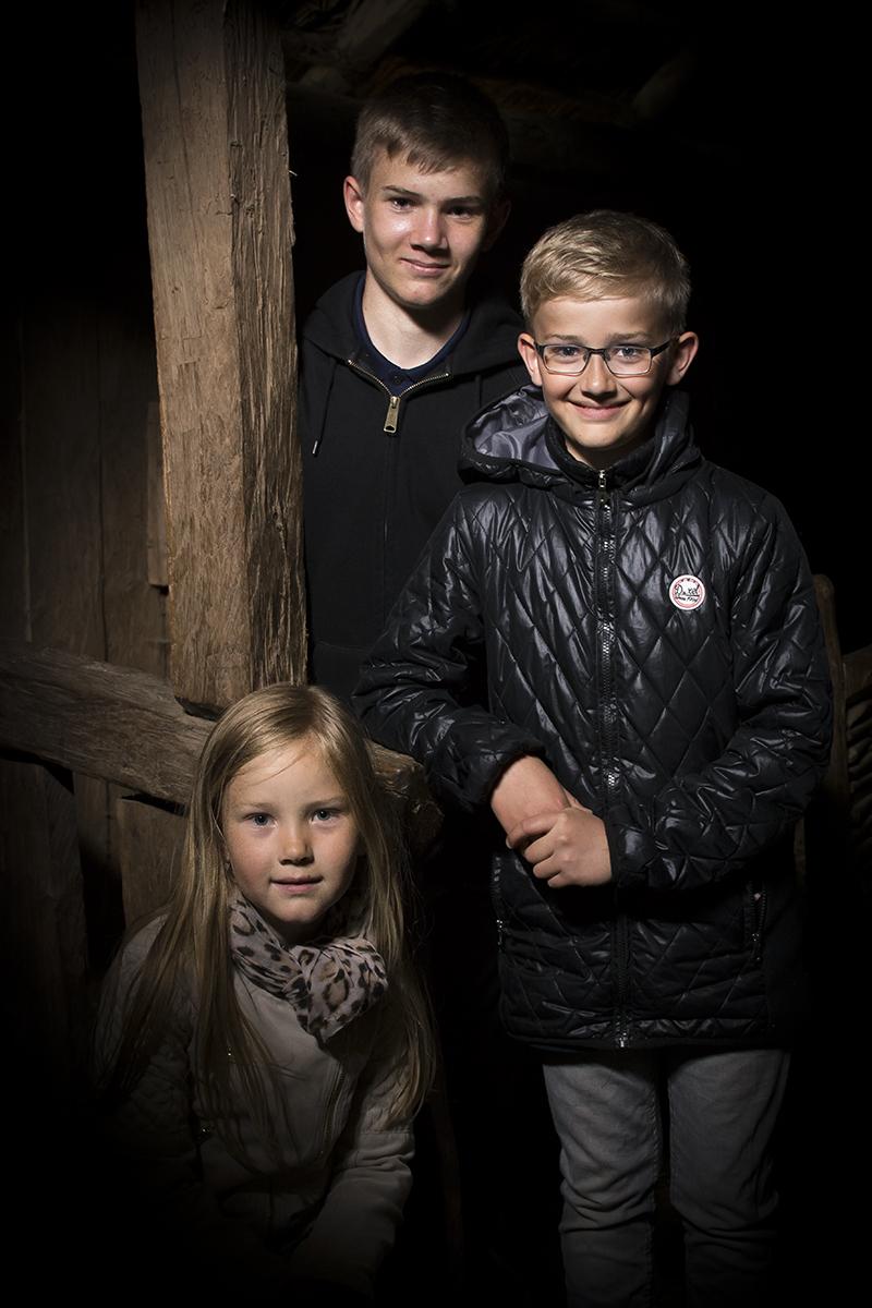 Vingsted jernaldermiljø - www.vangelyst.dk