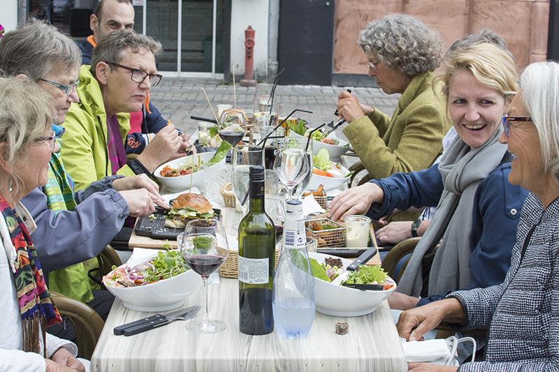 Frokost på Marcellos Rådhustorvet 2 i Sønderborg