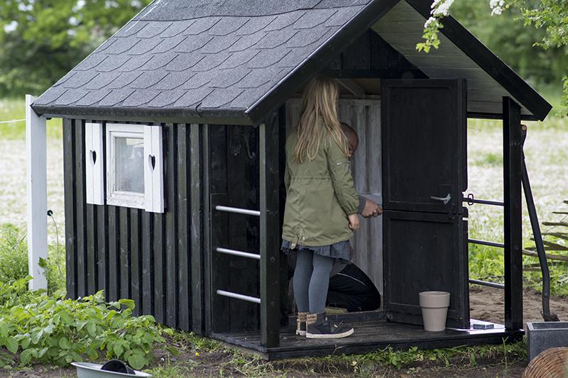 legehus sættes i stand - www.vangelyst.dk