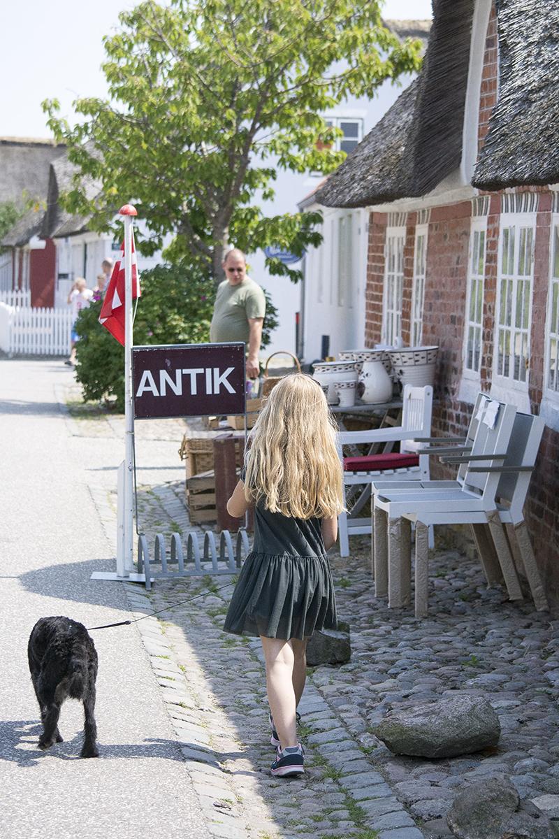 Antik Sønderho Fanø - www.vangelyst.dk