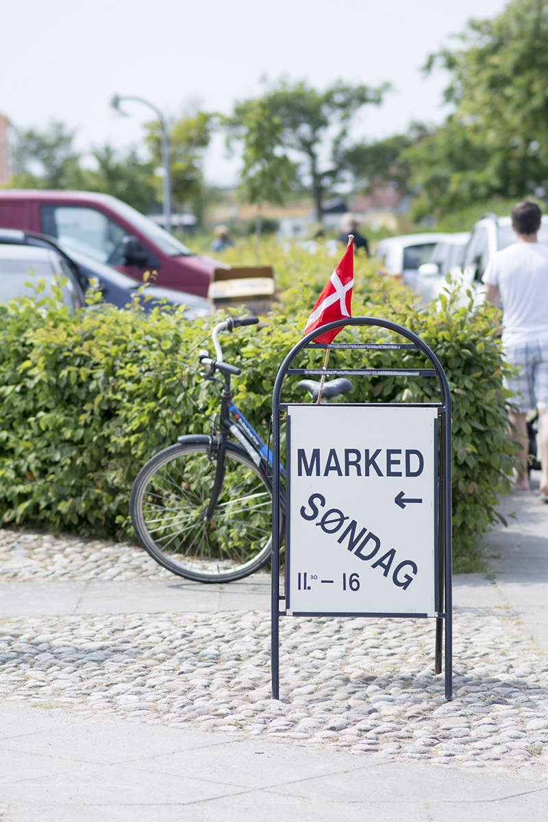 Loppemarkeder og genbrug på Fanø