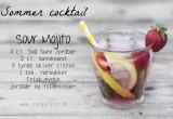 Sour Mojito - lækker sommer cocktail
