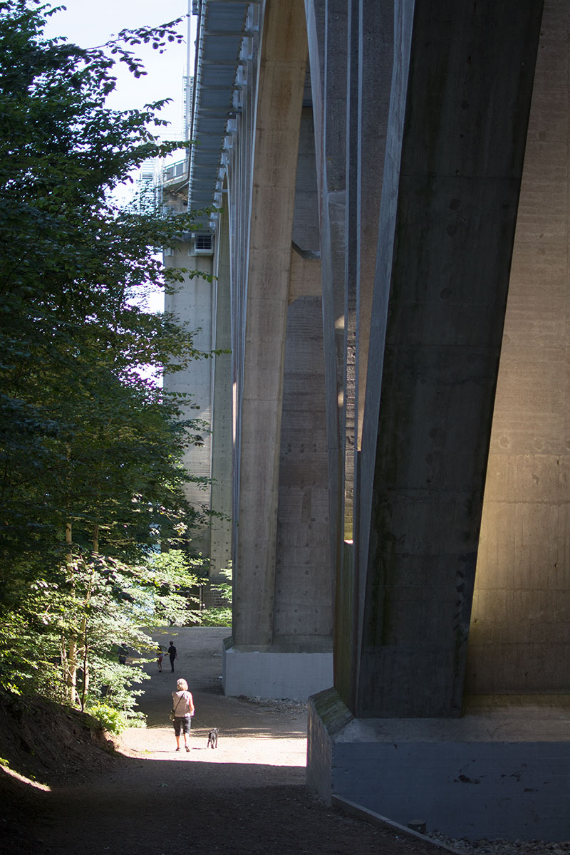 Den gamle lillebæltsbro - www.vangelyst.dk
