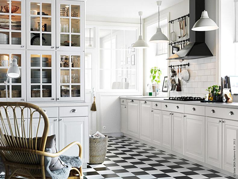 Ikea bodbyn køkken