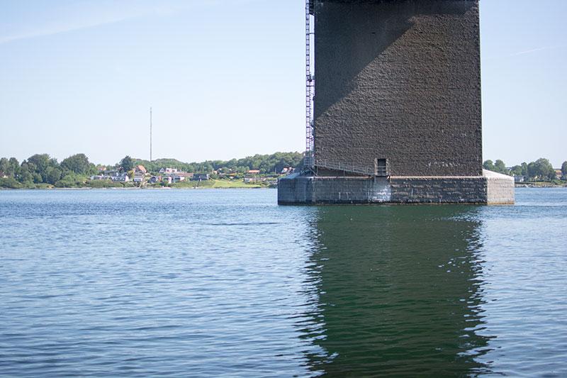 Lillebæltsbro bridge walking - www.vangelyst.dk