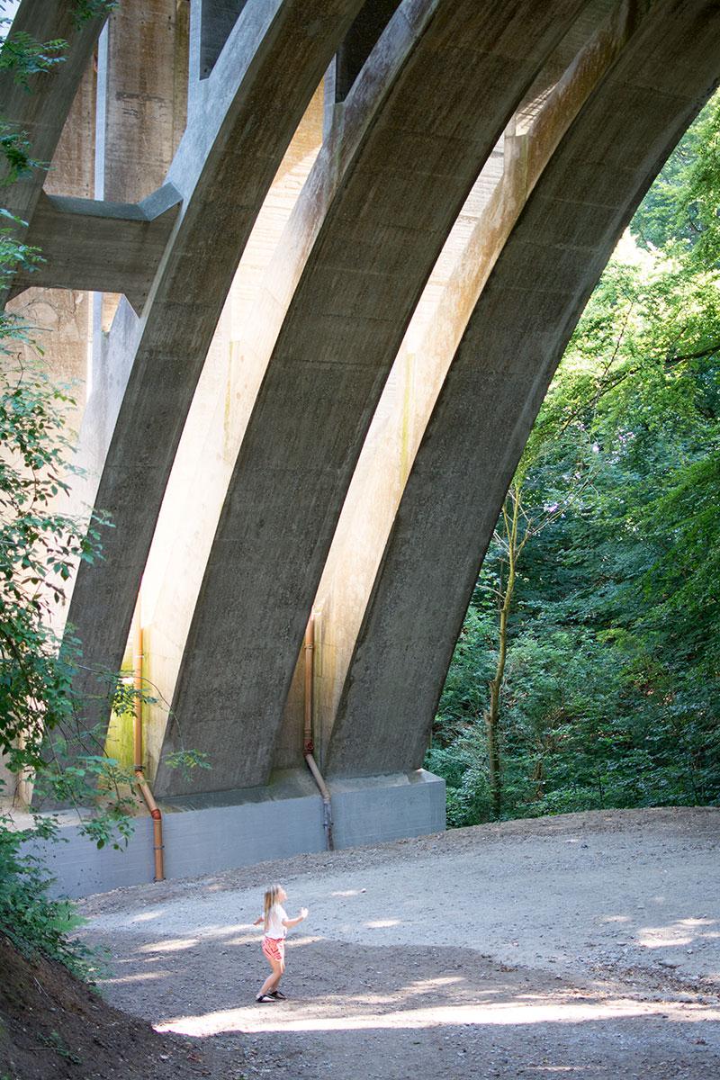 Under den gamle lillebæltsbro - www.vangelyst.dk