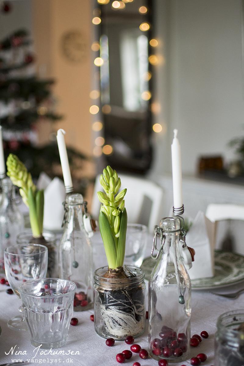 dække bord juleaften