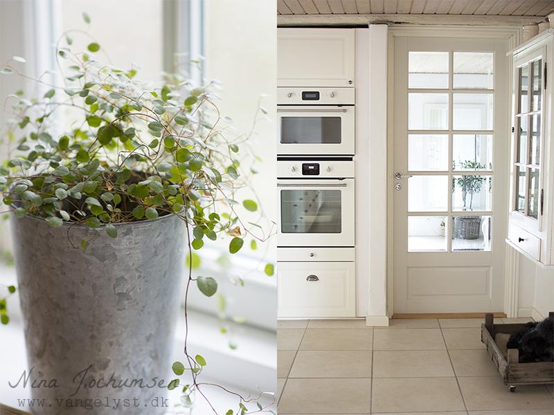 Brodbyn køkken Ikea & hvide ovne - www.vangelyst.dk
