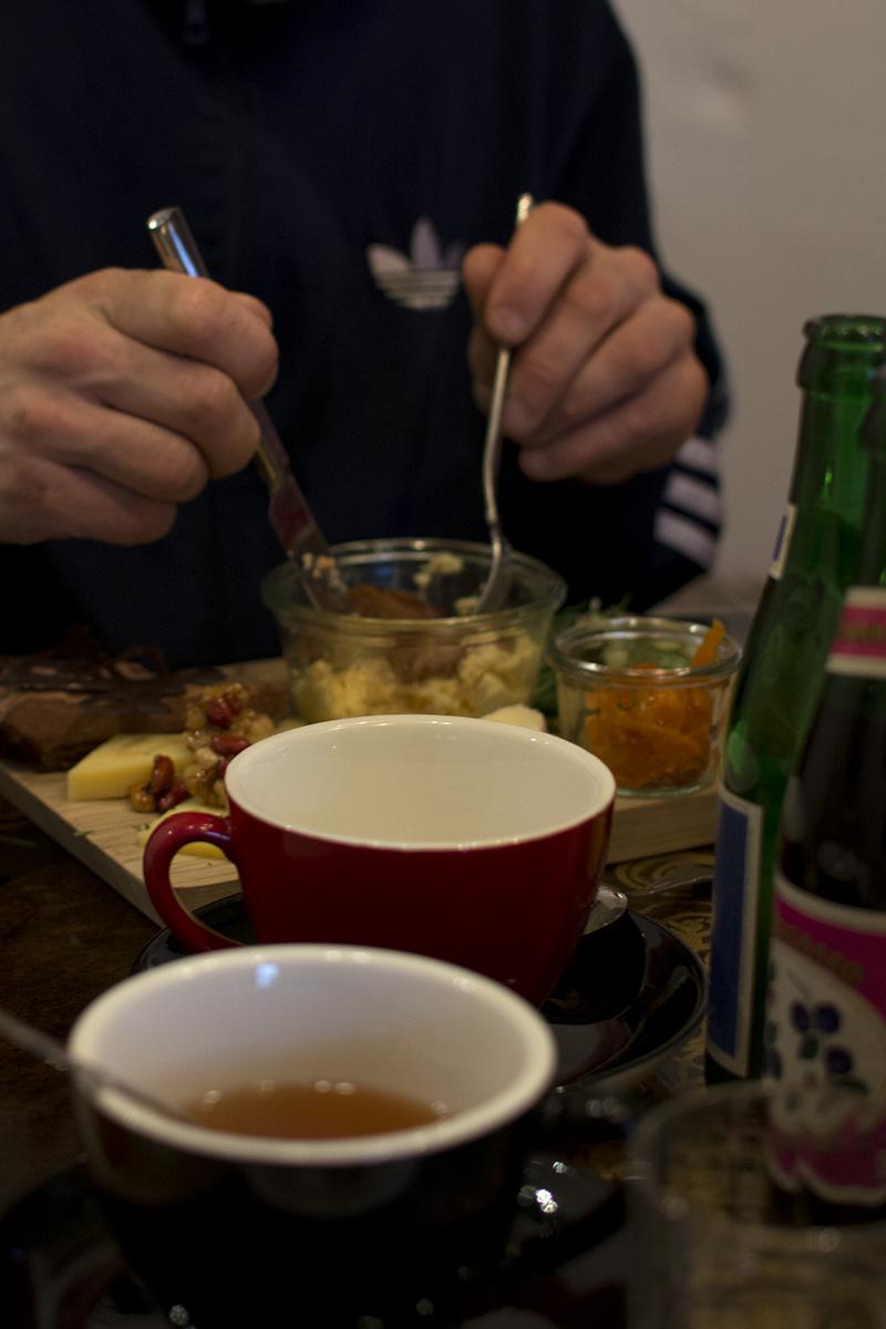 Morgenmad på Rudbecks Ost & deli