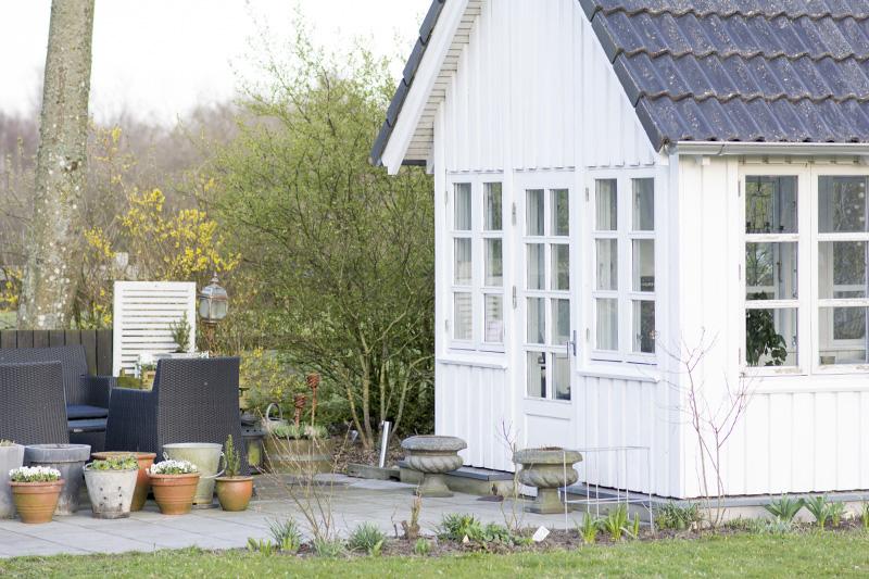 Nymalet havhus - www.vangelyst.dk