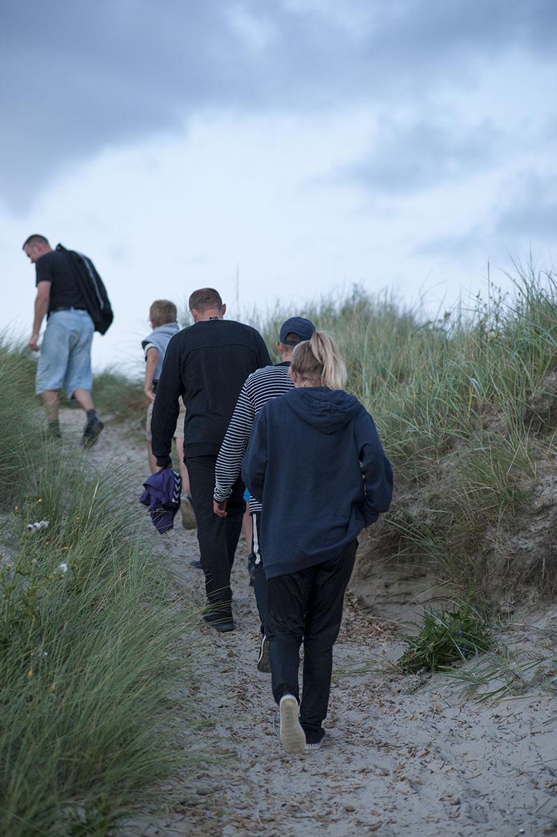 Fanø august 2016 gåtur