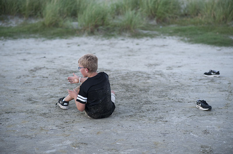 Fodboldpå stranden Fanø