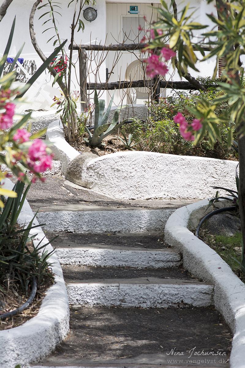 Sardinien Arbatax Park hotel - www.vangelyst.dk