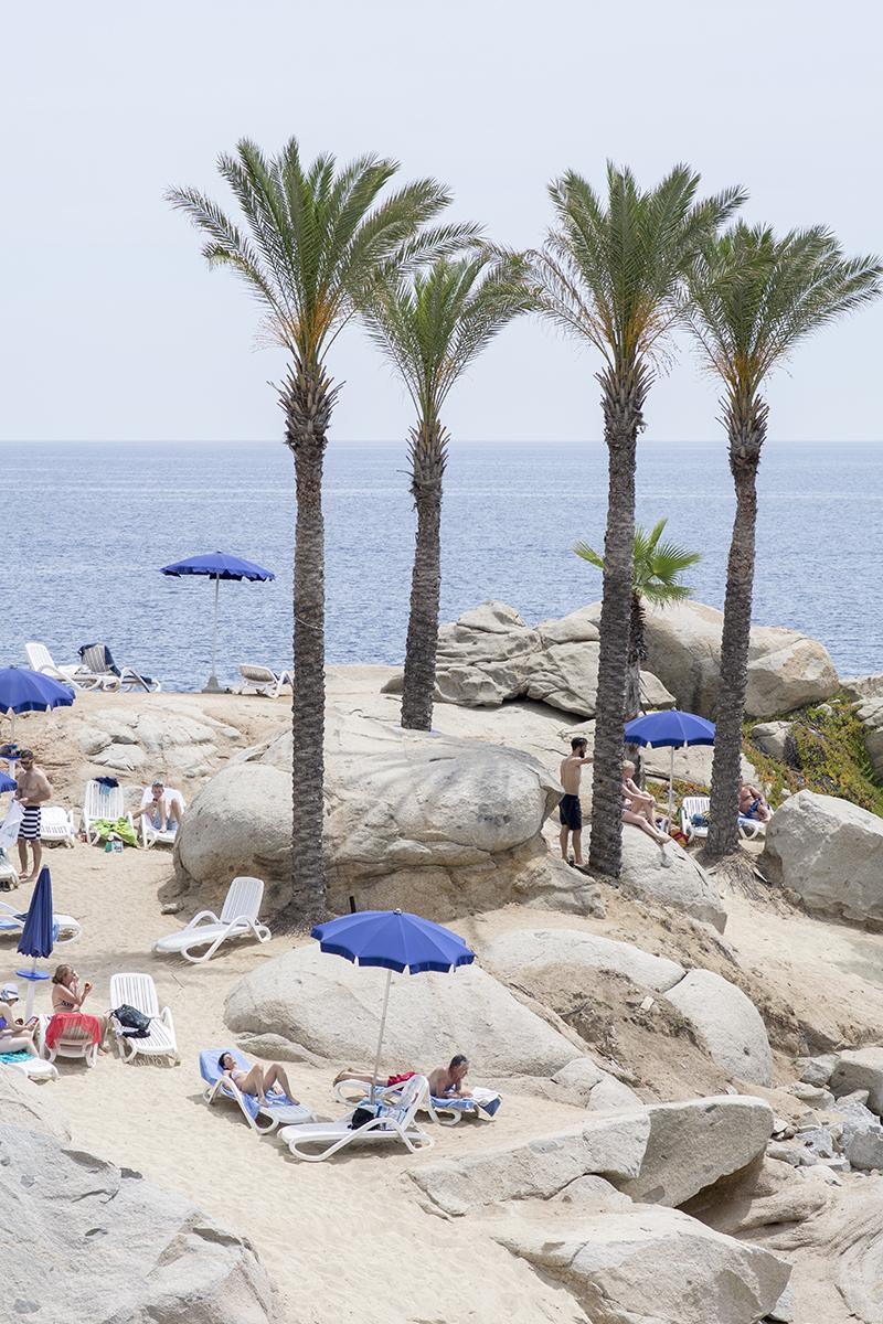 Sardinien arbatax park palme strand - www.vangelyst.dk