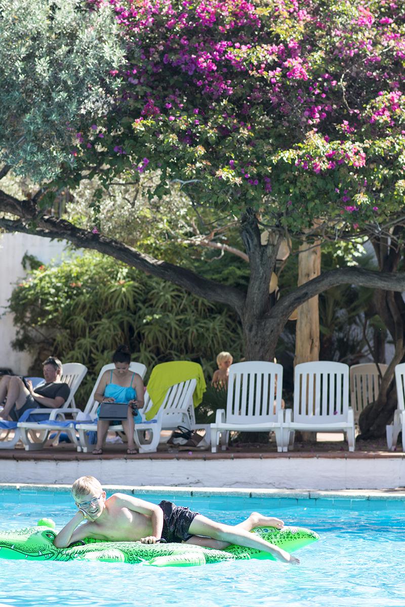 Sardinien arbatax park telis pool - www.vangelyst.dk
