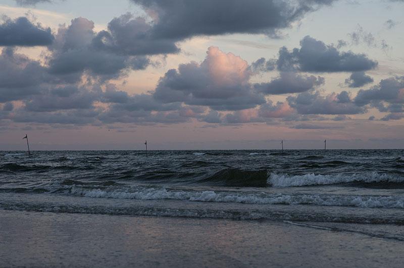 solnedgang Fanø
