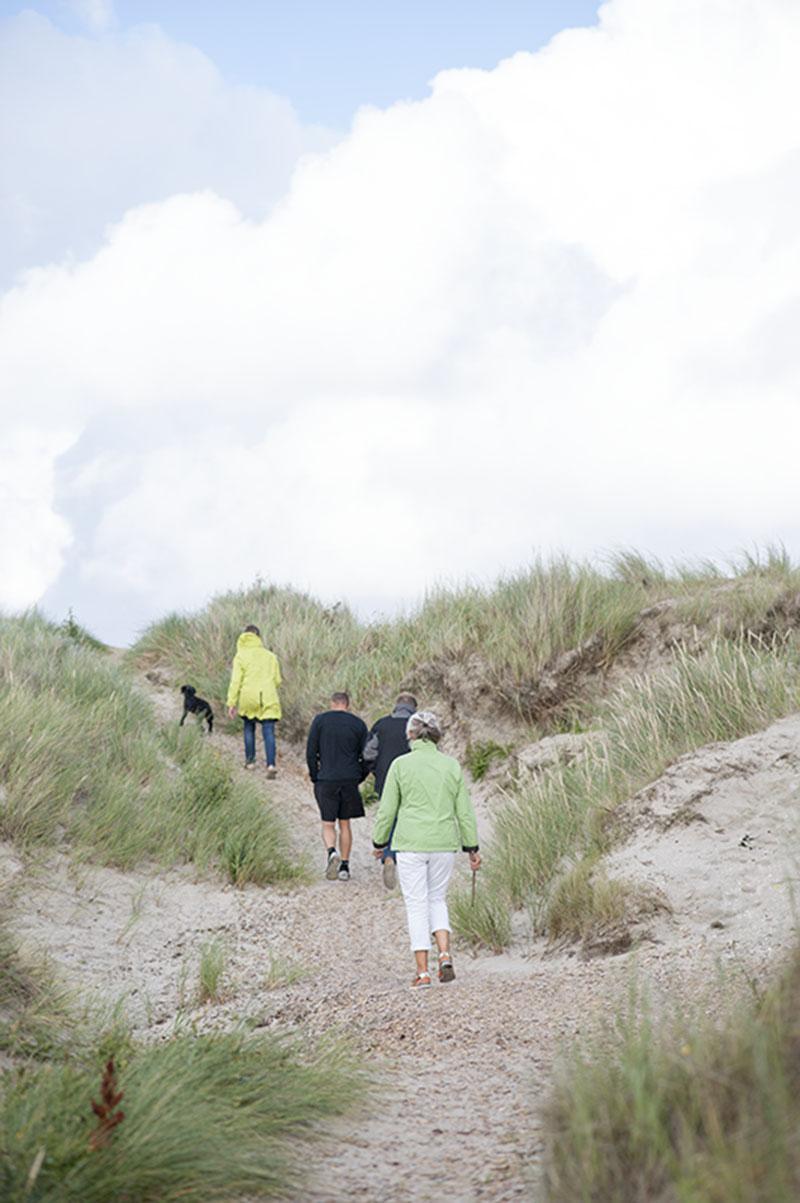 Fanø klitter gåtur - www.vangelyst.dk