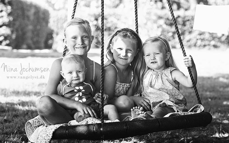 Fotografering af børn Kolding www.vangelyst.dk