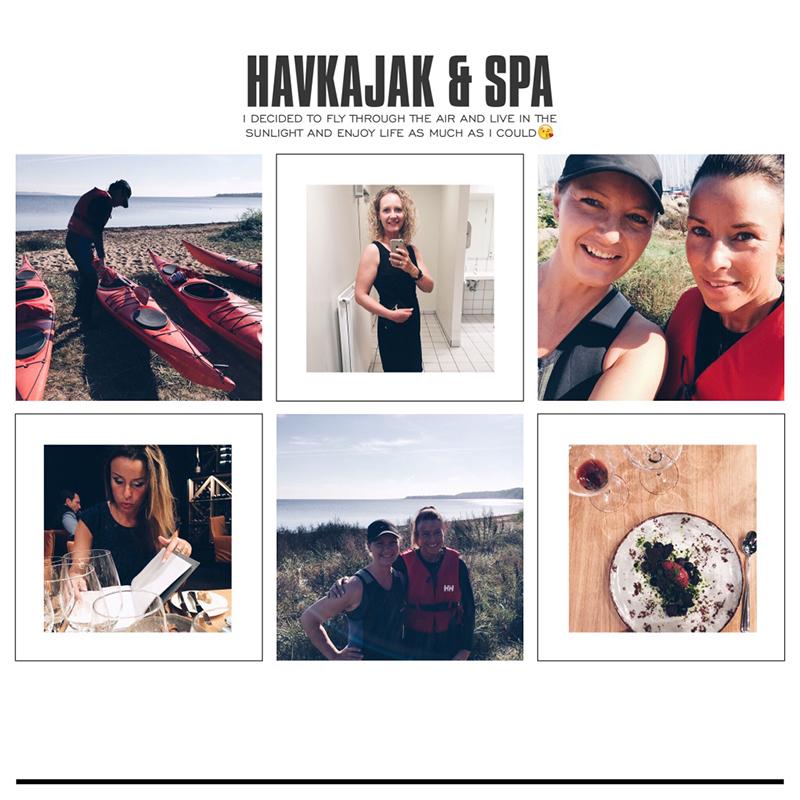 Havkajak og spa kellers park www.vangelyst.dk