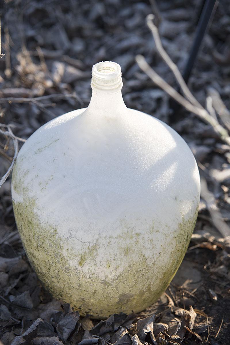 Frost morgen ballonflaske - www.vangelyst.dk