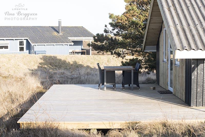 Sommerhus fanø ny terrasse - www.vangelyst.dk