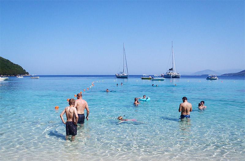 Sivota - en lille perle i Grækenland