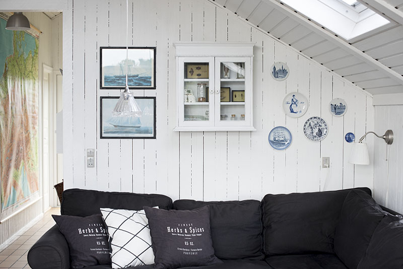 Indretning sommerhus - www.vangelyst.dk