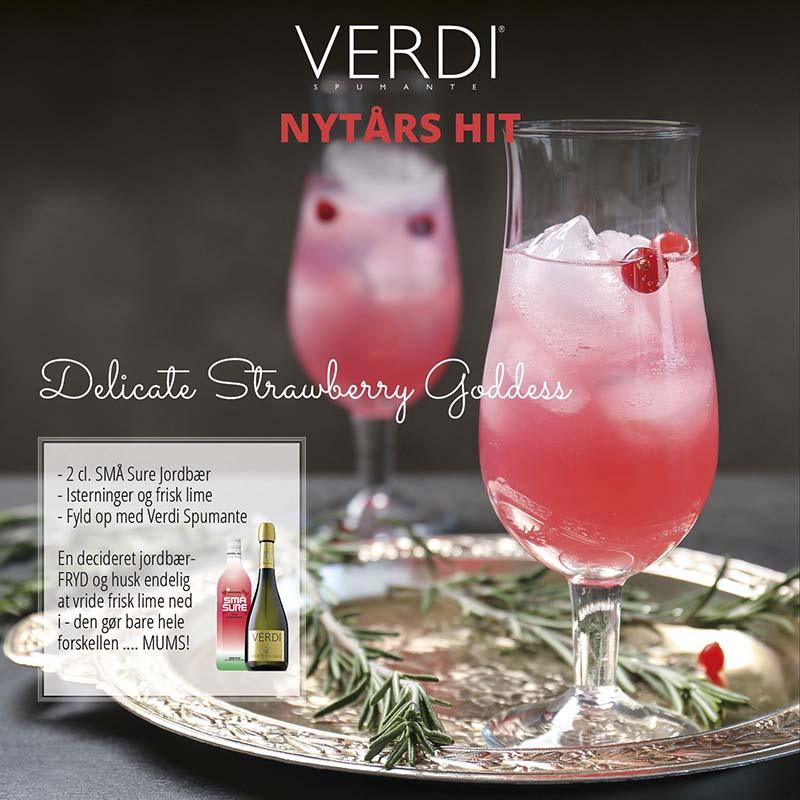 Nytårsdrinks med Verdi