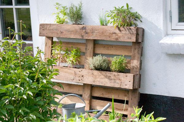 DIY // palle-plantekasse