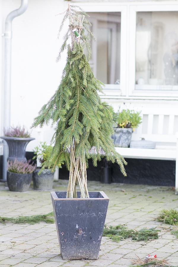 DIY - eventyrlige juletræer